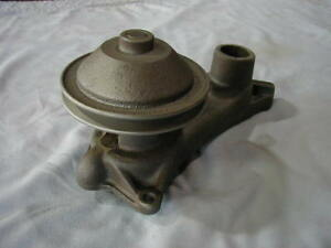 1950 Ford Nors Flathead Ford Passengers Side Water Pump Hot Rat Rod J