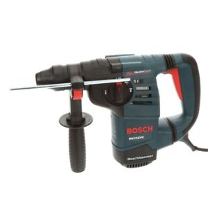 Bosch Rotary Hammer Drill 8 Amp Corded 1 1 8 In Sds plus Concrete Tile Cement