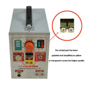 1 9kw Spot Welder Soldering Iron Staion Battery Welding Machine 60a 2 In 709a