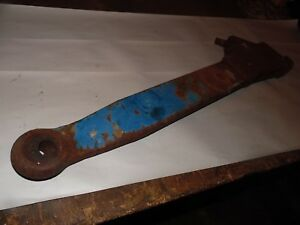 Ford 8000 Farm Tractor Category 2 3 Point Hitch Arm left incomplete
