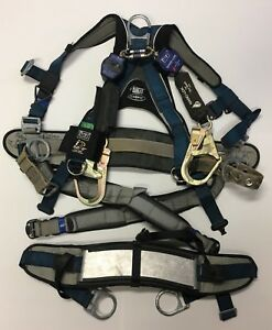 Dbi Sala 1108652 Exofit Tower Climbing Harness W Dual Nano lok 6 Retracts