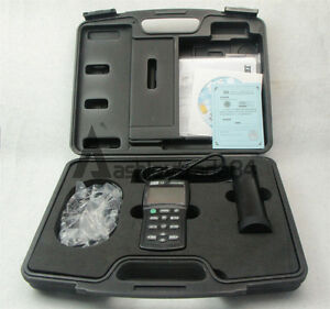 Tes 137 New Luminance Meter Dual Display 4 digit Lcd