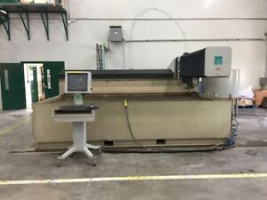 2007 Flow 020429 1 Dynamic Cnc Waterjet Cutting Ref 7793945