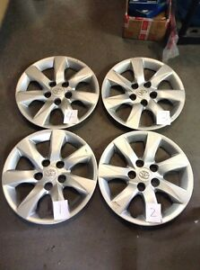 Set Of 4 2011 2012 2013 2014 2015 Toyota Matrix 16 Wheel Cover Hubcap Oem
