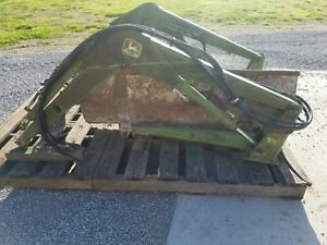 John Deere 850 950 1050 Front End Loader