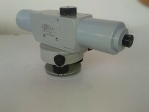 Carl Zeiss Ni2 Automatic Auto Level serial 87945