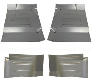 1965 1966 67 1968 Ford Galaxie Mercury Front Rear Floor Kit