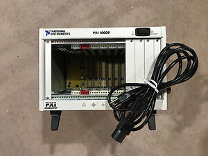 National Instruments Ni Pxi 1000b Chassis
