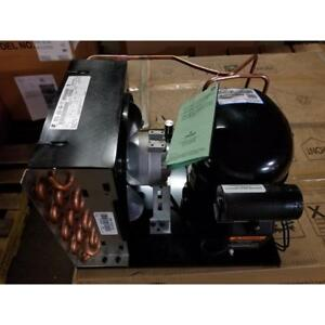 Copeland M2fh a033 iaa 111 1 3 Hp m line Welded Air Cooled Condensing Unit