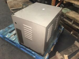 Gomi Electric Transformer 23 Kva 3 Ph Type T 3 230 480 To 200 220v Used
