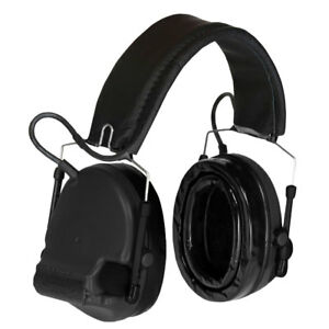 3m Peltor Comtac Iii Hearing Defenders W gel Ear Cushions W Free Edge Eyewear