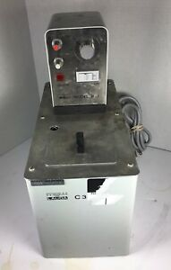 Mgw Lauda C 3 Circulating Heated Water Bath Heater Scientific Equipment Lab