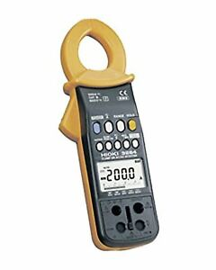 Hioki Clamp On Ac dc Hi tester 3284 200a Free Shipping With Tracking New Japan