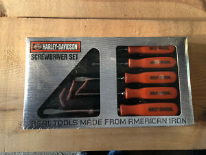 Snap On Harley Davidson Screwdriver Set