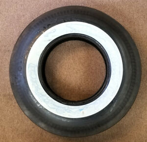 Us Royal Safety 800 Tires 8 20 15 4 1 2 Whitewall set Of 4
