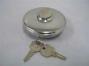 1932 1948 Ford Car Pickup Truck Chrome Locking Gas Cap