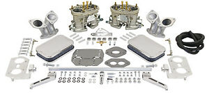 Premium Dual 40 Hpmx Carburetor Kit For Type 3 By Empi Dunebuggy Vw