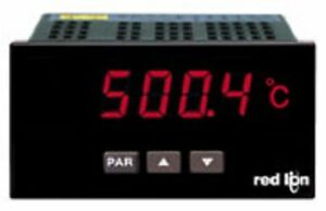 Red Lion Paxltc00 Thermocouple Input Digital Panel Meter