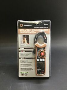Southwire 400 Amp Ac True Rms Clamp Meter model 21030t