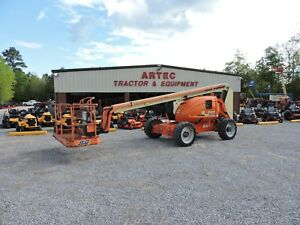 2008 Jlg 600a Boom Lift Jlg 60 Reach Articulating Low Hours