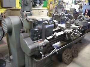 Leblond 16 x 78 Heavy Duty Manual Engine Lathe