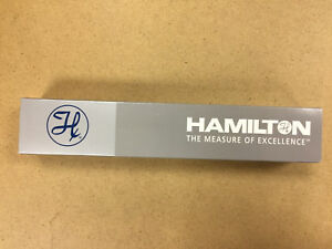 Hamilton Syringe Glass Gastight 250 l 1725rn 7657 01 Removable Ndl Not Included