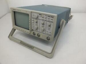 Tektronix Tds310 50mhz 2 Channel Oscilloscope 50 Mhz 200ms s