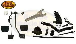 68 69 70 Chevelle El Camino Master Clutch Pedal Linkage Kit 327 350 396 427 454