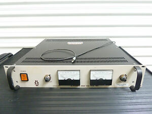 Glassman High Voltage Inc Eh Series Ps eh01 5p65l11 Power Supply