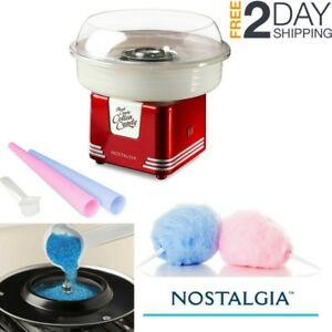 The Real Cotton Candy Machine Electric Sugar Floss Maker Commercial Kids Party