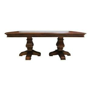 Ethan Allen Tuscany Conference Banquet Dining Room Table