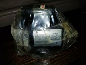 New Vintage Emerson Motor Ks55bnd 1070 4hp 1725 Rpm 115 230v