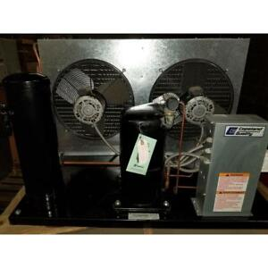 Copeland F3ad a401 tfd 001 4 Hp High Temp Air cool Refrig Condensing Unit 460v