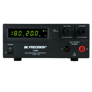 Bk Precision 1688b 18v 20a Switching Bench Dc Power Supply