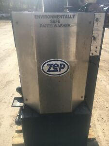 Zep 2020e Parts Washer