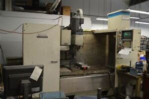 Fadal Vmc 4020 Vertical Machining Center W Lots Of Tooling