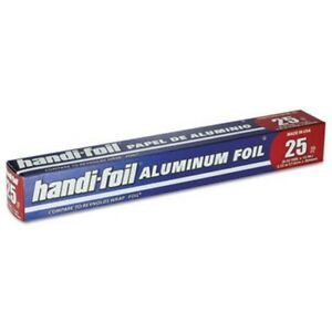 Handi foil Of America Aluminum Foil Roll 12 X 25 Ft 24 carton hfa1225ct