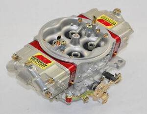Aed 820 Ho Aluminum Hp Body Holley Carburetor Red Billet Metering Blocks