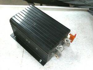Curtis Pmc 1204x 4402 Dc Motor Controller 24 36v Current 400 Used 60 Day Wnty