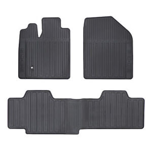 Oem New Front Rear All Weather Floor Mats Black 07 10 Ford Edge 7t4z7813300aa