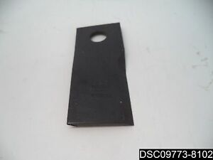 Qty 100 Vermeer Disc Mower Conditioner Blade 93596001