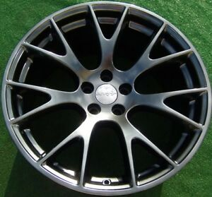 Set 4 Perfect Genuine Oem Factory Dodge Challenger Charger Hellcat Hyper Wheels