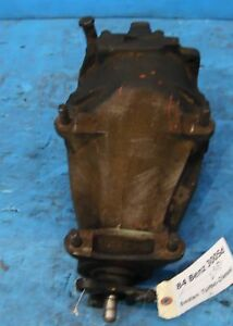81 85 Benz 300sd W126 Oem Rear End Differential Assembly 3 07 Ratio