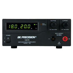 Bk Precision 1687b 36v 10a Switching Bench Dc Power Supply