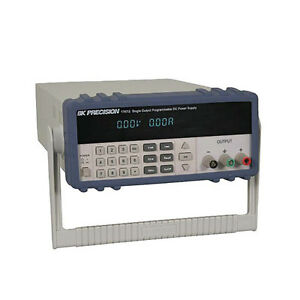 Bk Precision 1786b Programmable Dc Power Supply W Rs232 Interface 220v