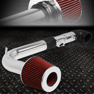 For 06 09 Mazda Miata Lightweight High Flow Cold Air Intake System Red Filter