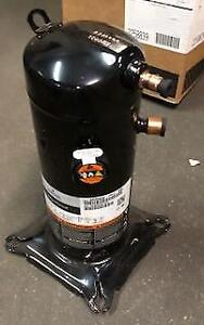 Copeland Zp20k5e pfj 800 1 2 3 Ton Ac hp High temp Scroll Compressor R 410a