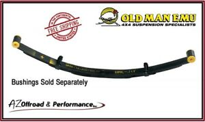 Old Man Emu Rear 2 5 Lift Medium Load Leaf Spring For 87 95 Jeep Wrangler Yj