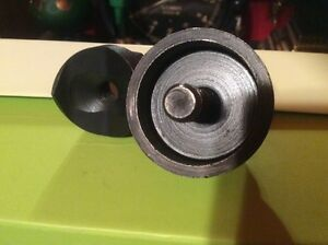 Greenlee 730 1 3 8 Radio Chassis Punch Excellent Condition