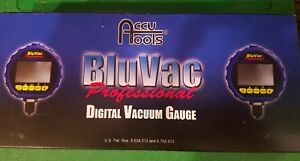 New Accutools Bluvac Pro Digital Vacuum Gauge